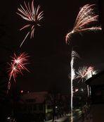Feuerwerk - Frohes neues Jahr 2011