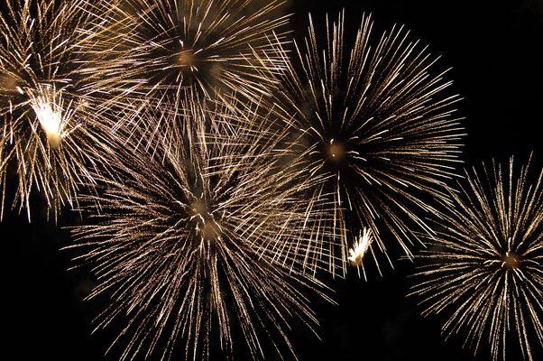 Feuerwerk Herrenhäuser Gärten
