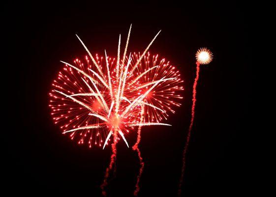 Feuerwerk I