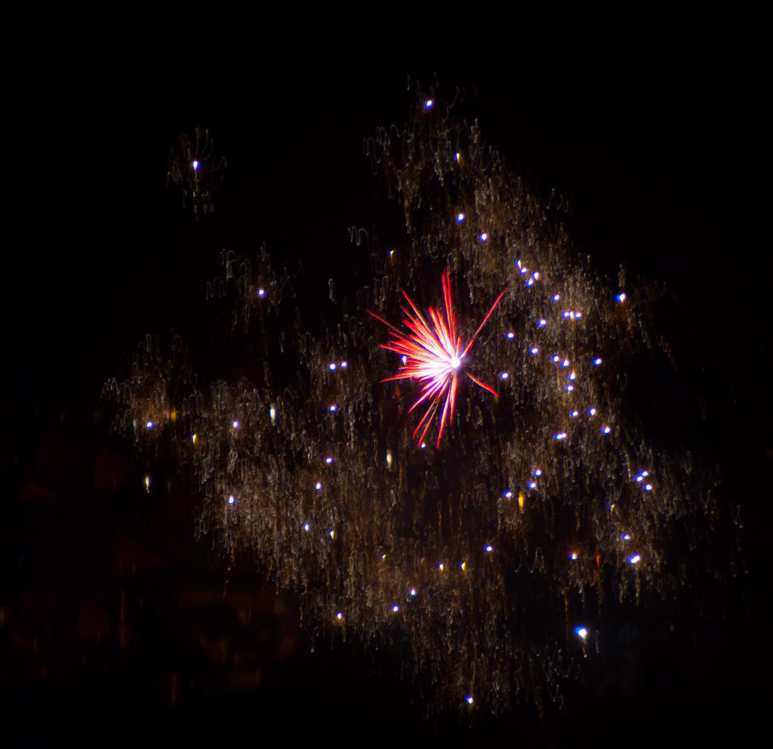 Feuerwerk im Jahr 2017 Bild 2