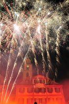 Feuerwerk in Bad Mergentheim