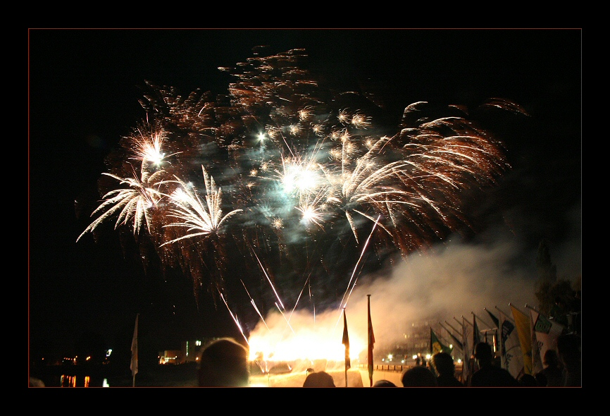 Feuerwerk in Cuijk (5)