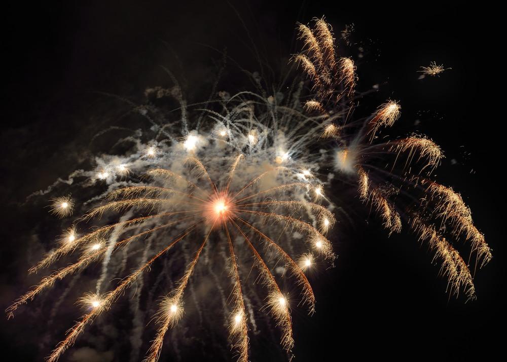 Feuerwerk in Kirchheimbolanden 2013