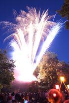 Feuerwerk in Ludwigsburg