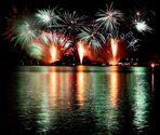 Feuerwerk in Zell am See I