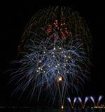 Feuerwerk in Zell am See II