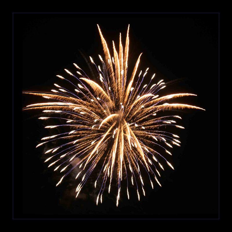 Feuerwerk Kleve