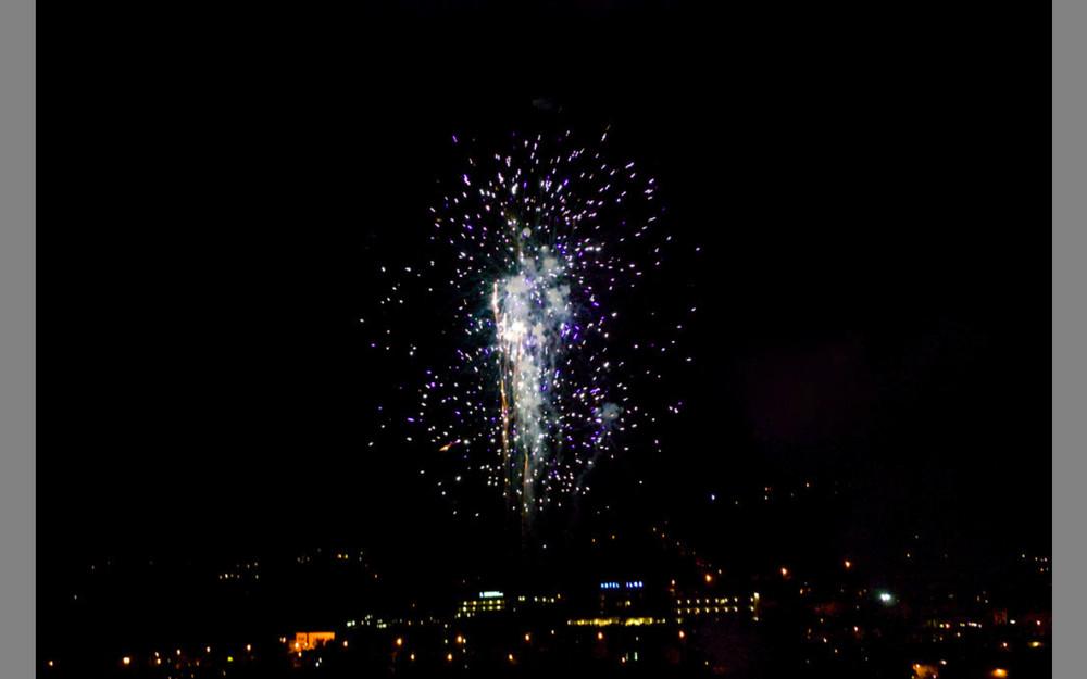 Feuerwerk Limone 2