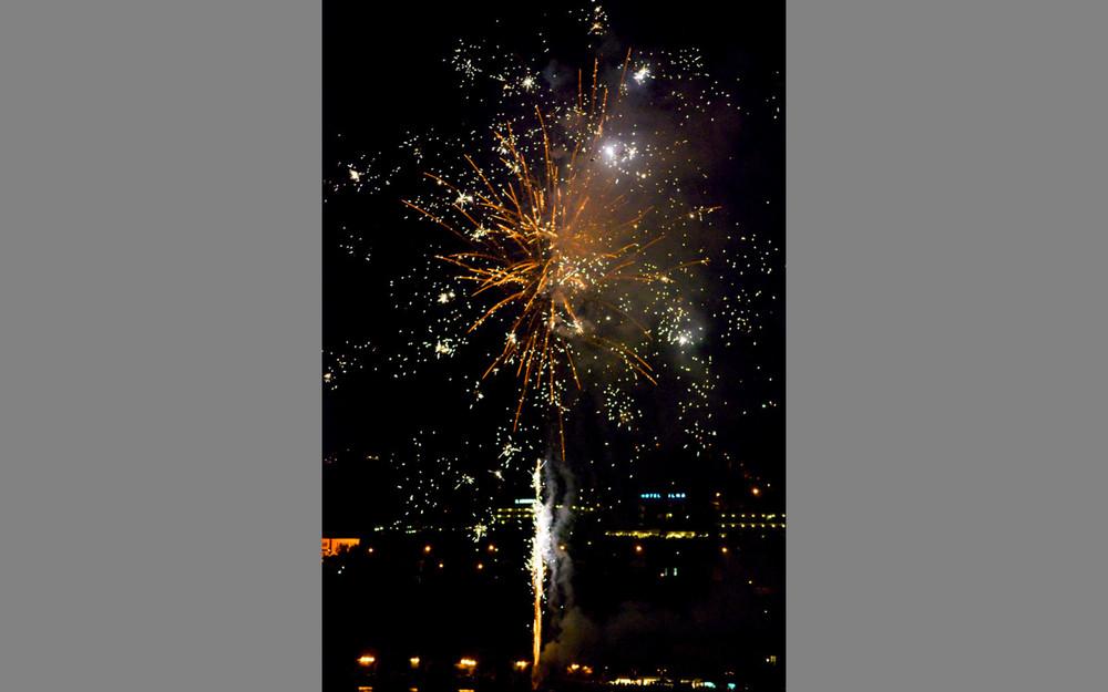 Feuerwerk Limone 4