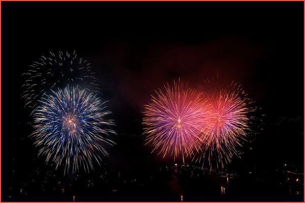 Feuerwerk Locarno