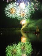 Feuerwerk Maschseefest