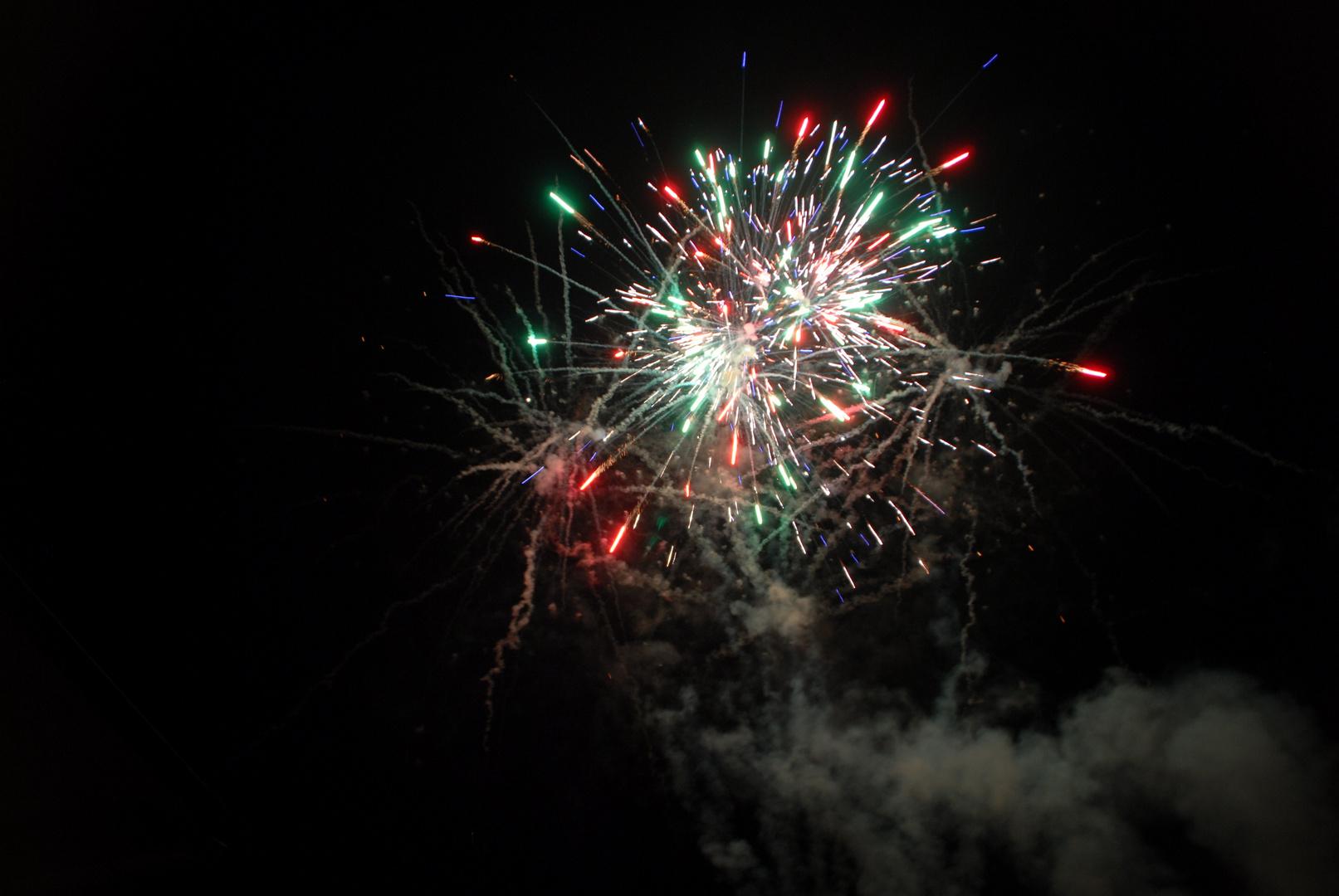 Feuerwerk - mein Lieblings-Hintergrundbild