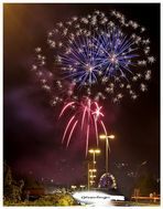 Feuerwerk Mendener Pfingstkirmes 2008