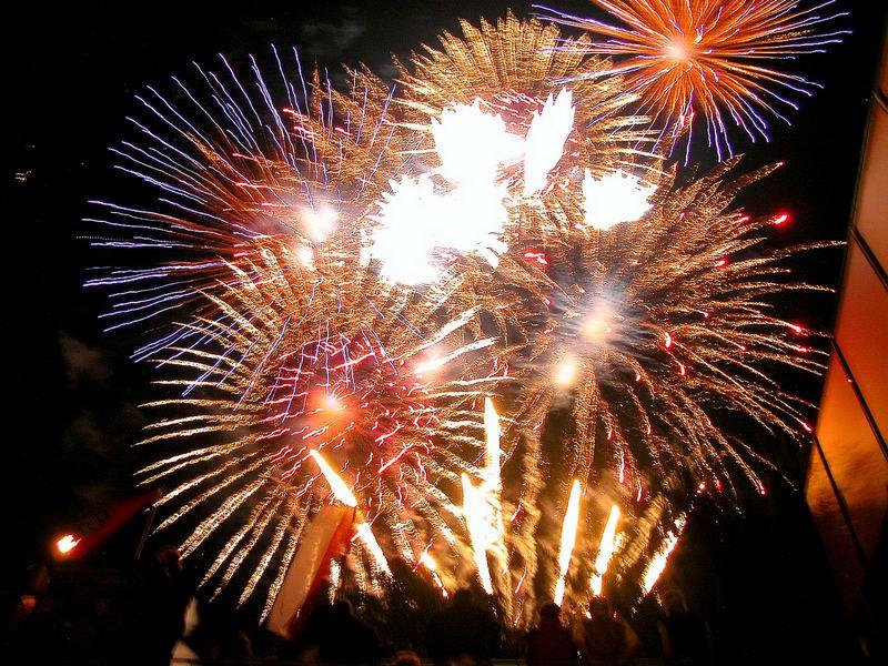 Feuerwerk NR 1564