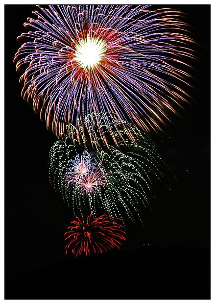 Feuerwerk - Oecher Bend