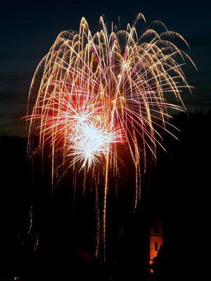 Feuerwerk Reister Markt #1#