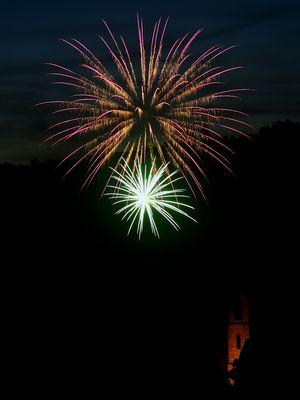 Feuerwerk Reister Markt #3#