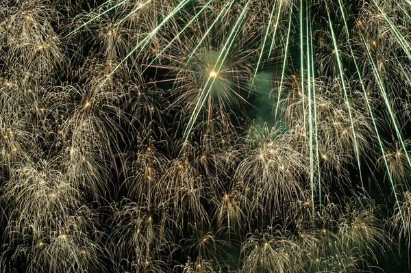 Feuerwerk Riol an der Mosel