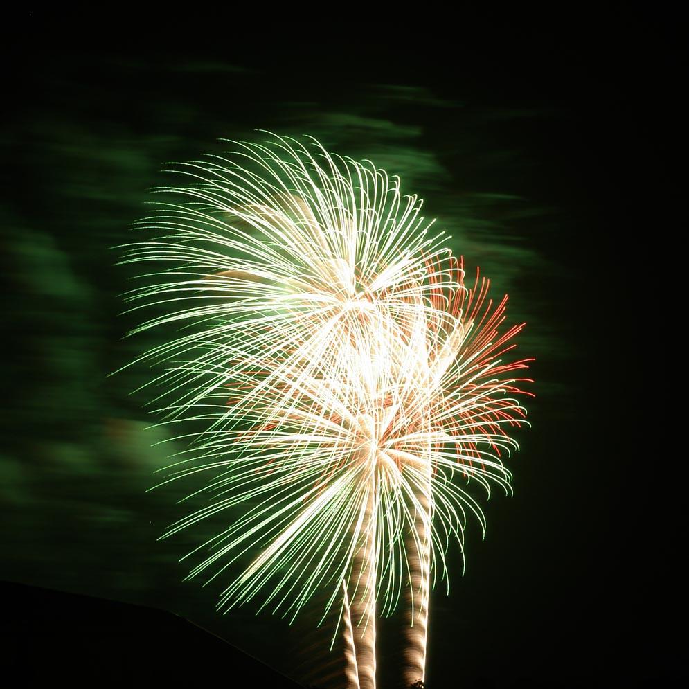 Feuerwerk Schlössernacht Potsdam 2