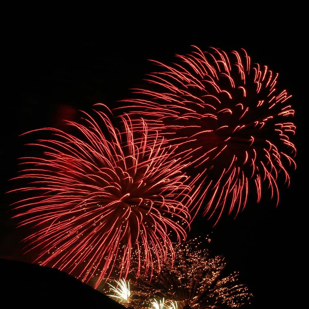 Feuerwerk Schlössernacht Potsdam 6