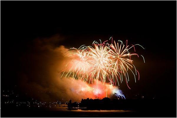 Feuerwerk Seenachtsfest Konstanz