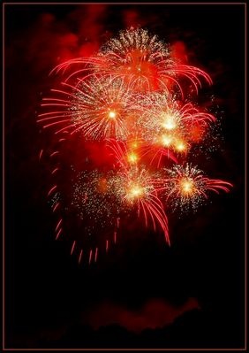 Feuerwerk Vaduz ... I