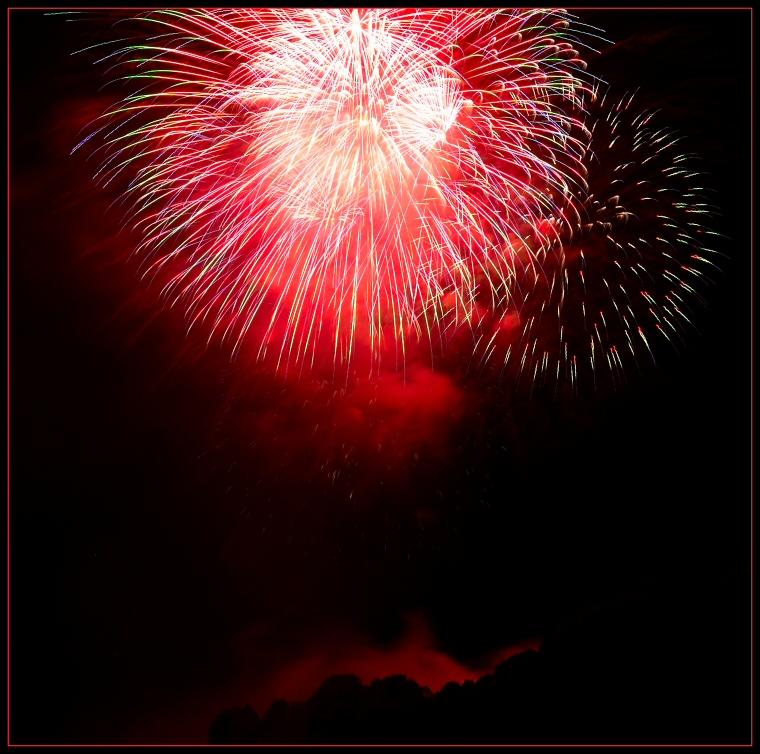 Feuerwerk Vaduz ... IV