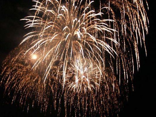 Feuerwerk (Versuch)