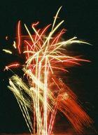 Feuerwerks-Kunst