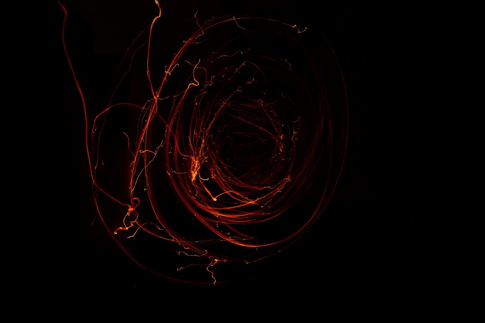 Feuerwürmchen