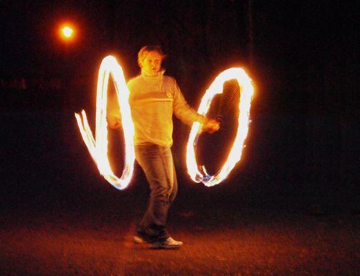 Feuerzauber … (neue Version)