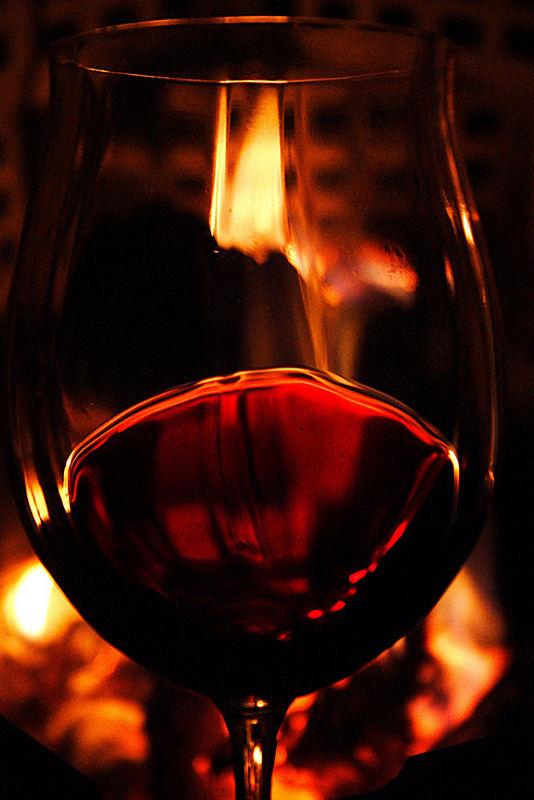 feuriger Wein