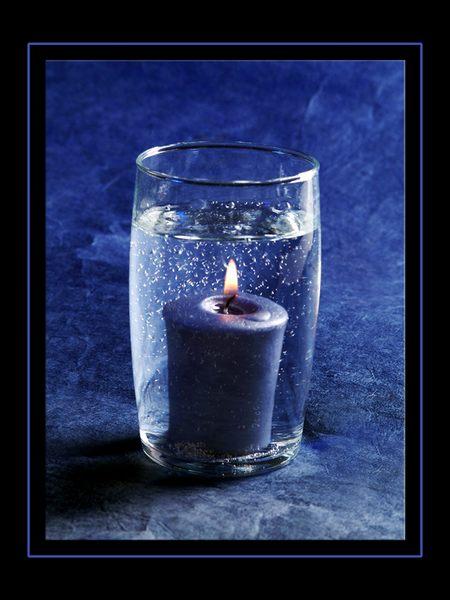 feuriges Wasser