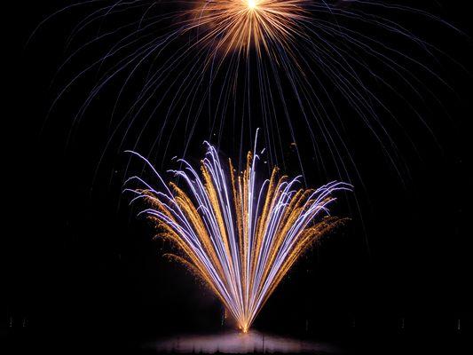 feux d artifice