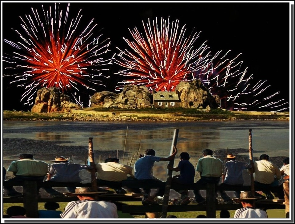 FEUX d'ARTIFICE !!! exo commun n°137