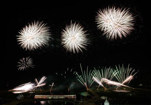 Feux de Chantilly - samedi 18 juin 2011