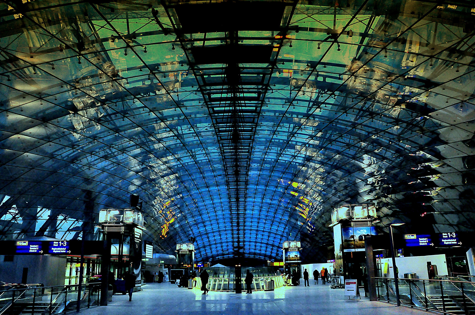 FFM Airport-Bahnhof