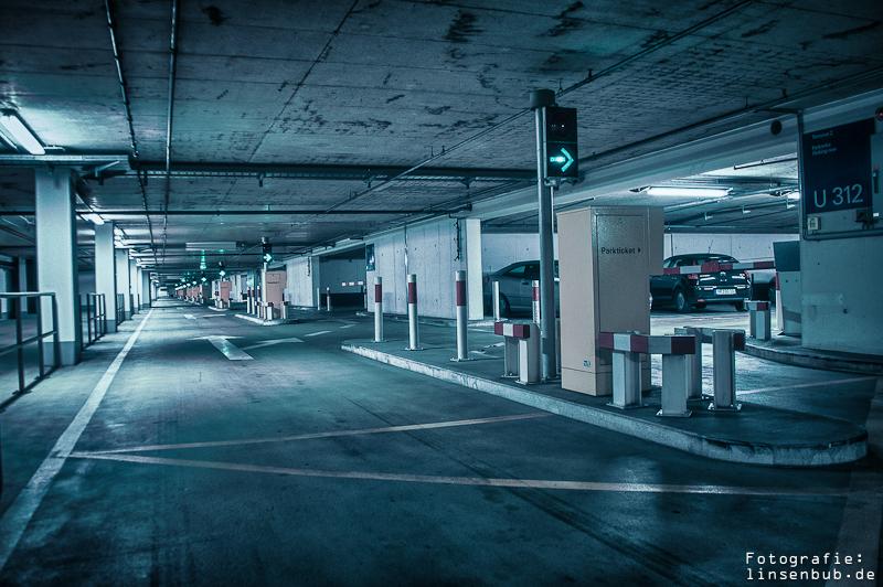 FFM-Airport Tiefgarage