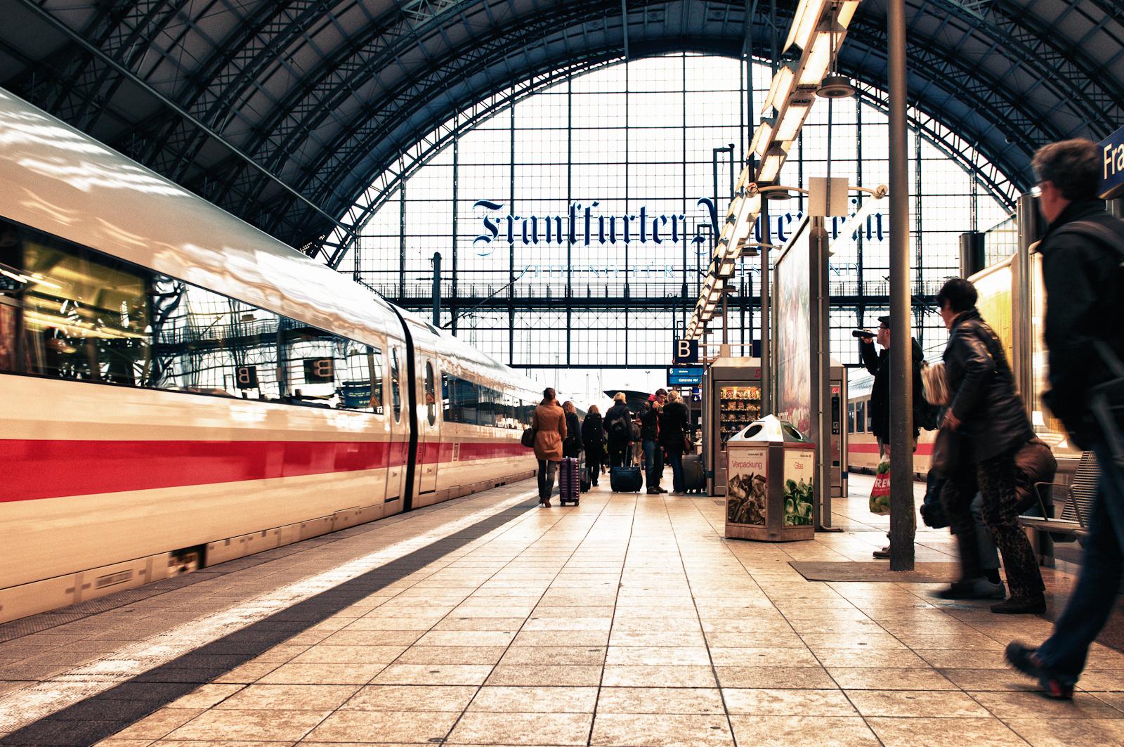 FFM - Bahnhof