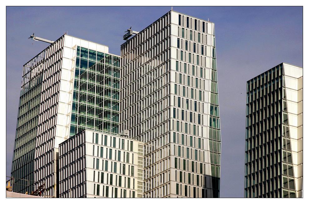 Ffm moderne architektur 4 palais quartier foto bild world hessen deutschland bilder - Moderne architektur in deutschland ...