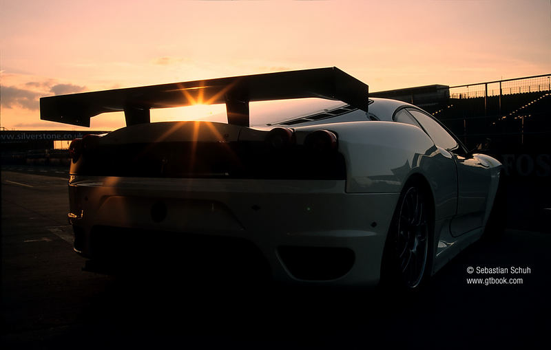 FIA GT 06 Silverstone - JMB Ferrari 430 GT2