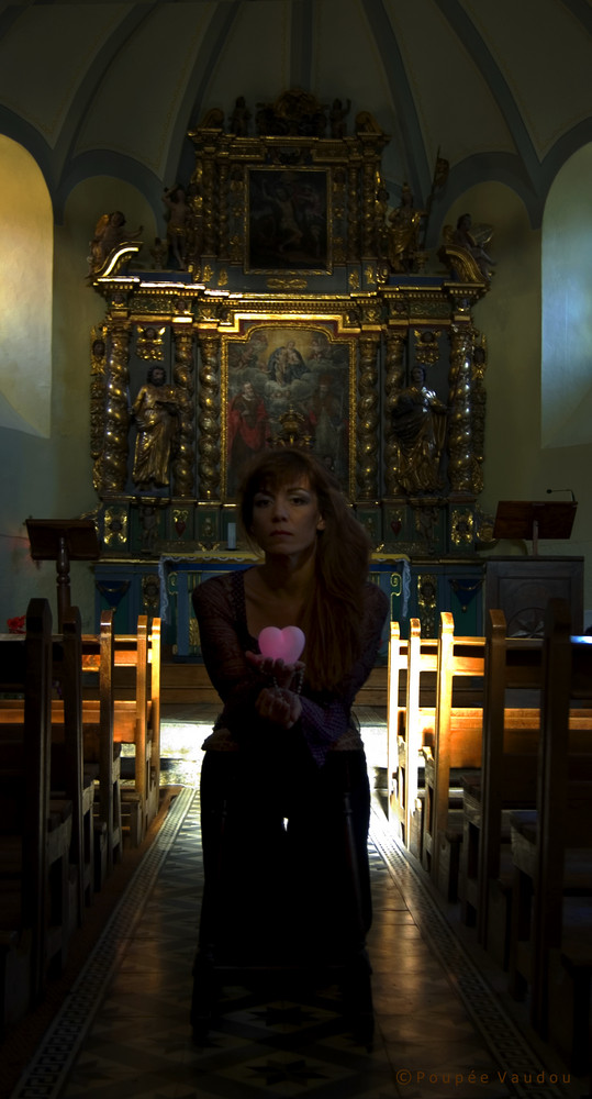 "fiancée perdue au ""chœur"" baroque"