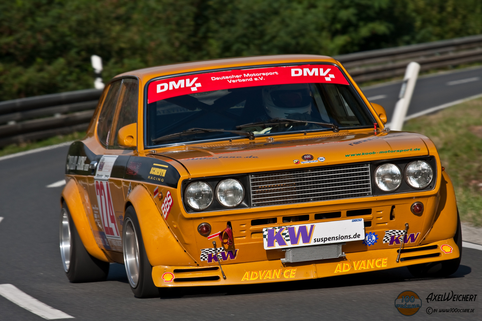 Fiat 128 Coupé - Rolf Rauch