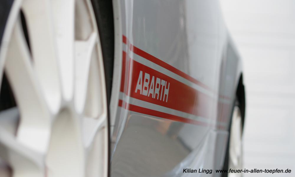 Fiat 500 Abarth esseesse - Detail