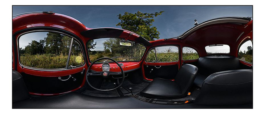 FIAT 500 F, 1969