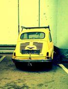 Fiat 500 (made in Jugoslawien)
