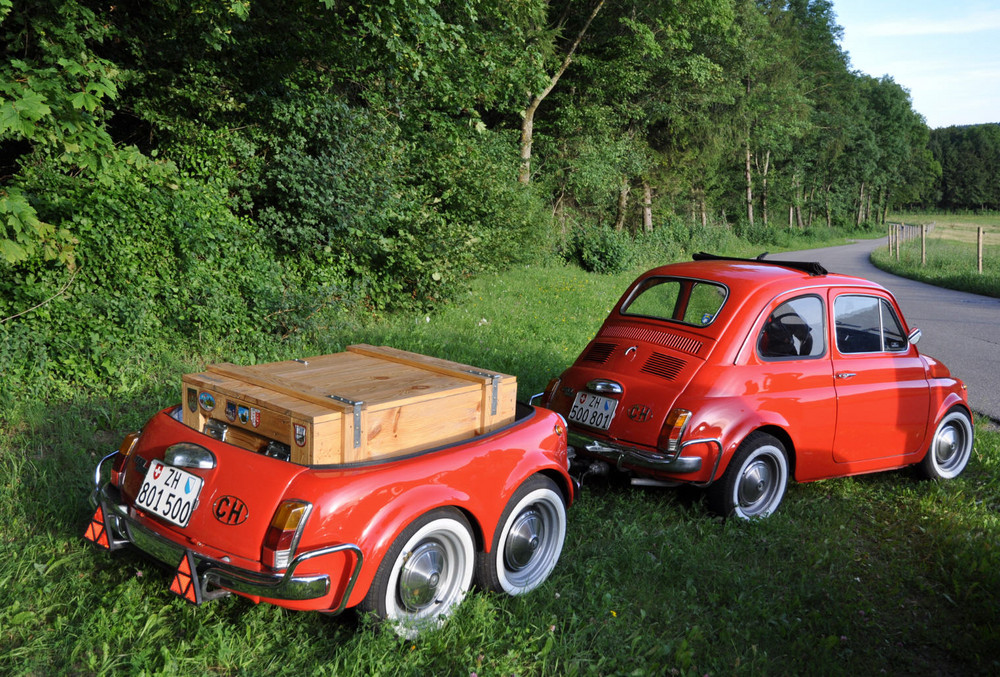 fiat 500 spezial foto bild autos zweir der oldtimer. Black Bedroom Furniture Sets. Home Design Ideas