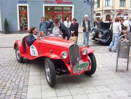 Fiat 508 S Ballila d'Doro