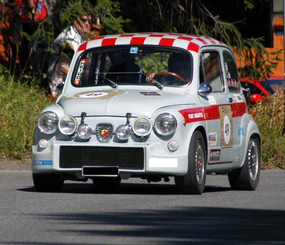 Fiat Abarth 1000 TC Corsa