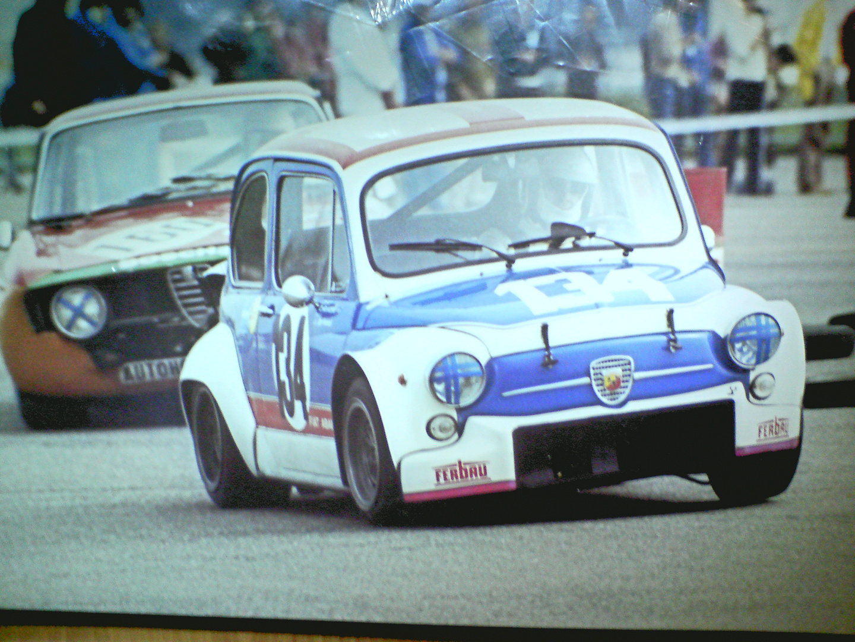 Fiat Abarth 1000 TCR Foto & Bild | sport, motorsport ...